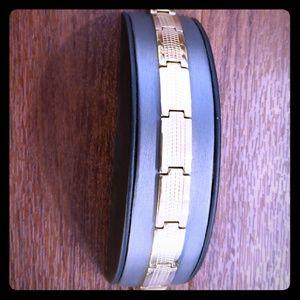 """Stainless Steel  9"""" Bracelet"""